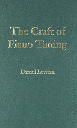 (The Craft of Piano Tuning)
