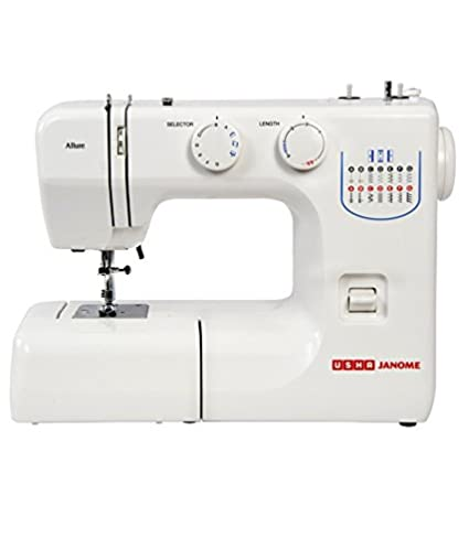 Usha Janome Allure Sewing Machine