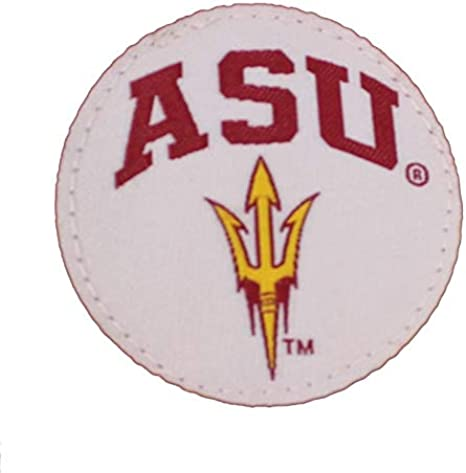 NCAA Arizona State University Baby Footed with Bib Sleep and Play 6-9 Months