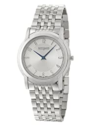 Wittnauer 10A100 Mens Wrist Watches Analog Swiss movement, stainless steel