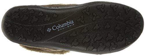 Columbia Womens Minx Shorty Omni-Heat Wool Snow Boot Umber/Dark Mirage zMvRunZ