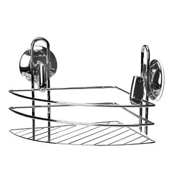 rack pour la douche avec force ventouses sans perage rack pour la douche lumineuses - Tablette Salle De Bain Sans Percer