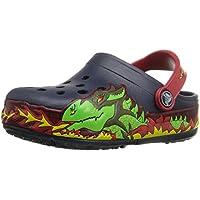 Crocs Kids' CrocsLights Fire Dragon Light-Up Clog  (Infant/Toddler/Little Kid/Big Kid)
