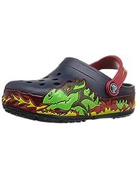 crocs Kids Lights Fire Dragon K Lights Clog