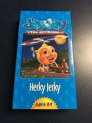 Herky Jerky - Jay Jay the Jet Plane - Herky Jerky [VHS]