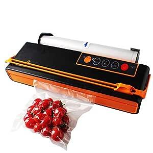 Smile Máquina de vacío sellador para la conservación de Alimentos ...