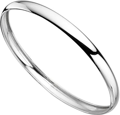 sterling by product hurleyburley original silk and personalised charm bangles silver bangle