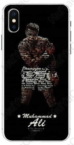Art-design Coque iPhone 7 Plus et iPhone 8 Plus Muhammad Ali ...