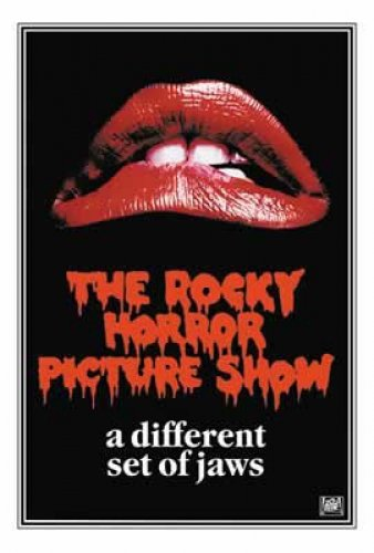 The Rocky Horror Picture Show - Movie Poster / Print Clear Hanger By Stop