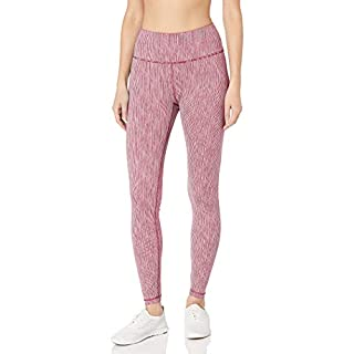 Soybu Women's True Legging, Cherries Jubilee Stripe, S