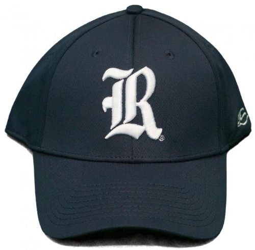 New! Rice University Owls Curved Bill Stretch-Fit Hat 3D Embroidered Cap -Large/X-Large