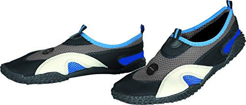 Seac Haway Plus - Zapatillas blandas para baño azul - azul / plata