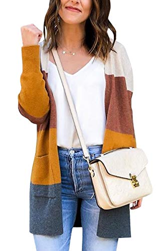 Cardigan with Pockets outerwear Sweaters