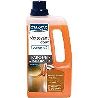Limpieza suave Starwax-Producto renovador para parqué laminado