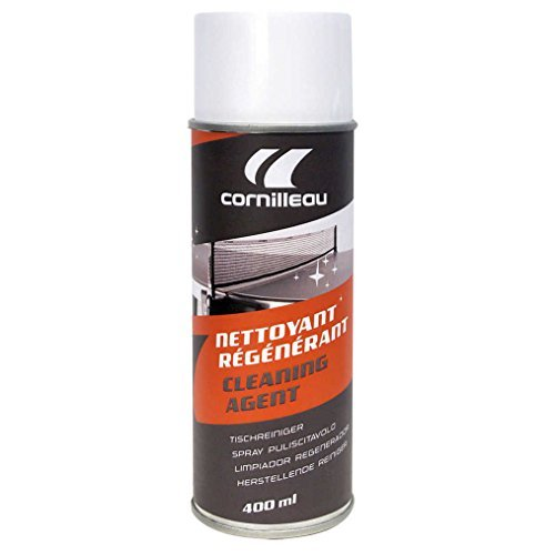 Cornilleau Table Tennis Cleaning Agent Aerosol Can by Cornilleau by Cornilleau