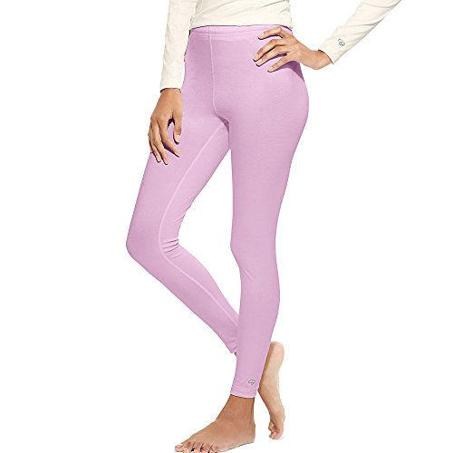 Duofold by Champion Women's Varitherm Base-Layer Thermal Pants_Ice Cake_XL