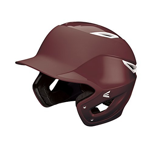 Maroon Baseball Batting Helmet (Easton Z7 Senior Batting Helmet, Maroon)