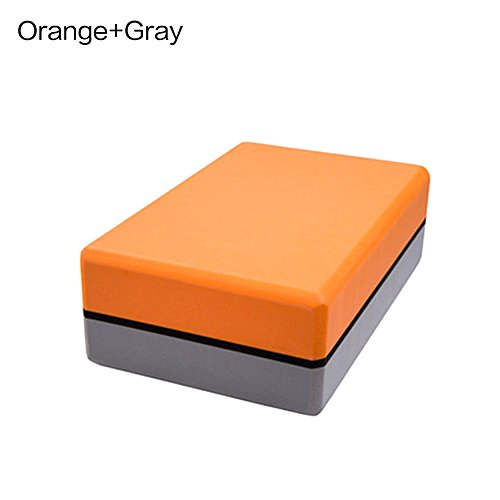 Henry Markison Novelty Yoga Foam Brick Provides Stability and Balance