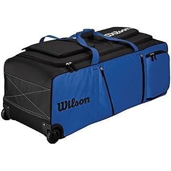 Wilson Pudge Bag on Wheels, Royal