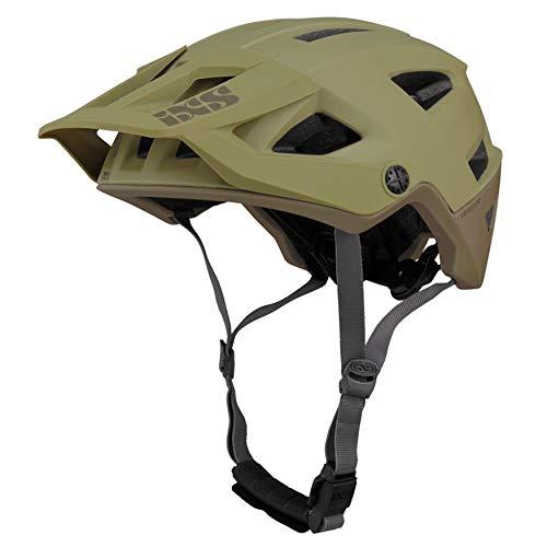 IXS Trigger AM MTB helm volwassenen, unisex, camel, ML (58 – 62 cm)