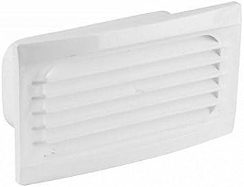 Rejilla Interior/Exterior (150 x 70 mm con válvula antirretorno Sistema de 125 unidades Soft: Amazon.es: Bricolaje y herramientas