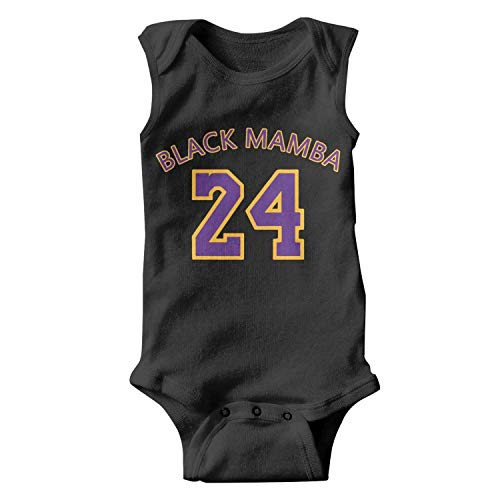 (Sios07 Cool Boys Girls Infant One-Piece Players Sleeveless Newborns Jumpsuit New)