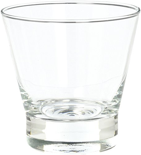 Arc International Barcraft Double Old Fashioned, Set Of 4, Clear, 10.75 oz - Four Double Fashioneds Old