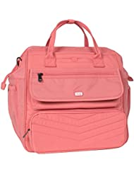 Lug Womens via Convertible Travel Duffel Bag, Blush Pink, One Size