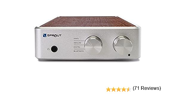 PS Audio Sprout100 Amplificador Completo HiFi DAC, Audio de Alta ...