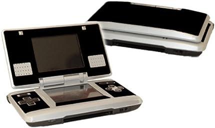 Nintendo DS Skin (Original) - NEW - MATTE BLACK system skins faceplate decal mod