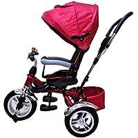 easybaby 3 in 1 Trike  N stroller assembled