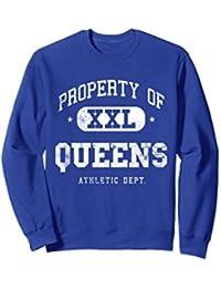 Queens XXL Sports Sweatshirt Gift