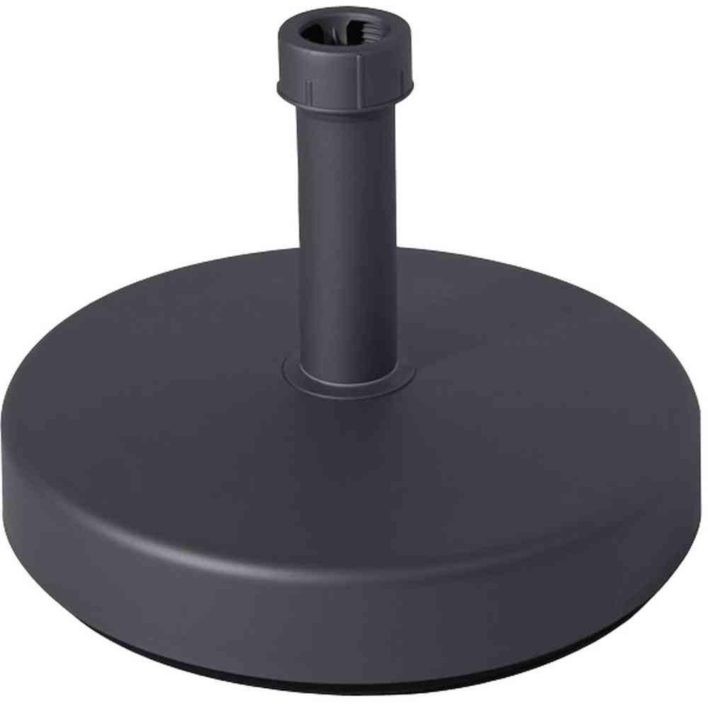 Weropa Supporto per ombrellone, riempibile, 25 kg, diametro 46 cm 450948