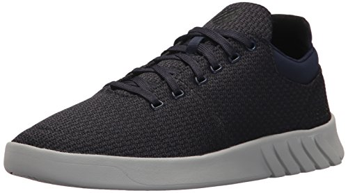 K-Swiss Men's Aero Trainer T Sneaker, Black Iris/Black, 8.5 M - Men Aero