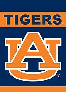 BSI Auburn Tigers Garden Flag W/Pole