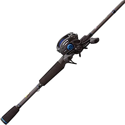 Lew's American Hero BAITCASTING Rod and Reel Combo