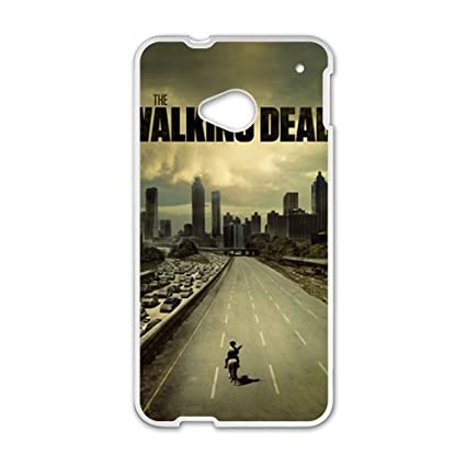Amazon com: Happy The Walking Dead Cell Phone Case for HTC