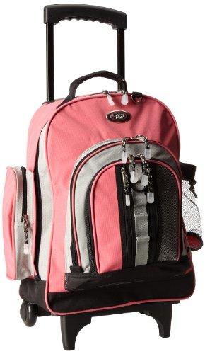 California Pak Luggage Awestruck, 18 Inch, Pink