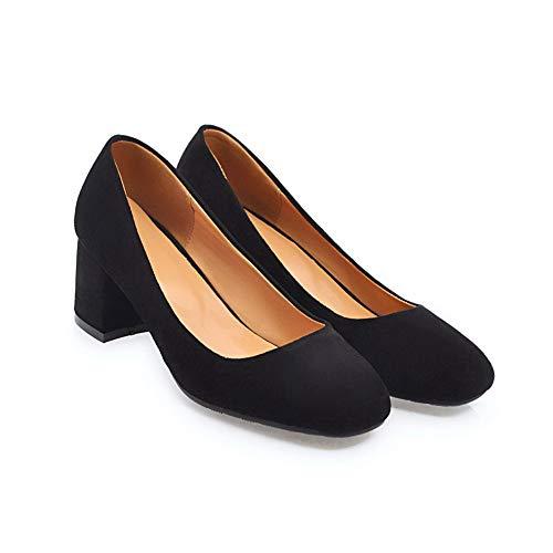 5 MMS06124 Femme Sandales Noir 1TO9 Compensées 36 Noir PwHg7wq