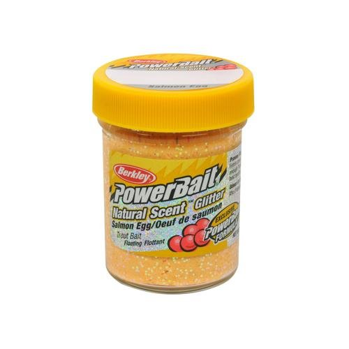 (PowerBait Natural Glitter Trout Bait)