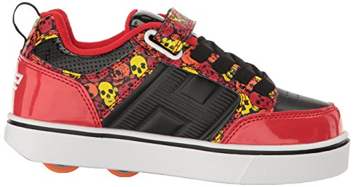 Black Heelys Red Yellow Skulls Skulls Yellow Red Black Heelys TUHqYwT