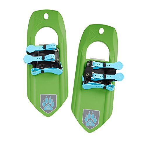 MSR Tyker Kid's Snowshoes, Dino Green by MSR
