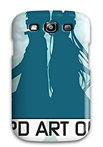 Hot Fashionable Style Case Cover Skin For Galaxy S3- Sword Art Online Wallpaper (kirito And Asuna)