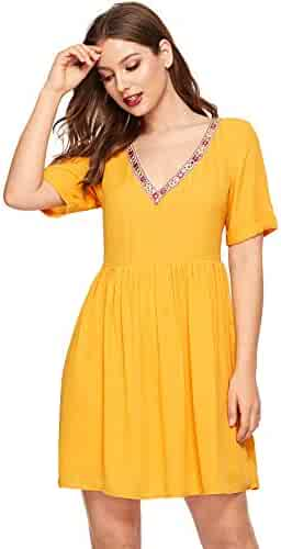 1d496ec8eee Shopping Yellows or Blues - L - Dresses - Clothing - Women ...