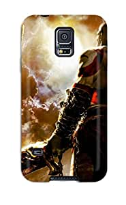 Durable Protector Case Cover With God Of War Video Game Other Hot Design For Galaxy S5
