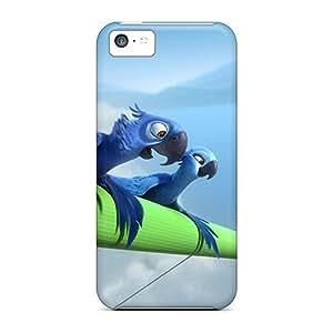 AbbyRoseBabiak Cases Covers Protector Specially Made For Iphone 5c Rio Movie 6 Kimberly Kurzendoerfer
