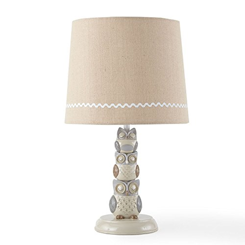 Levtex Baby Night Owl Lamp Base and Shade by Levtex