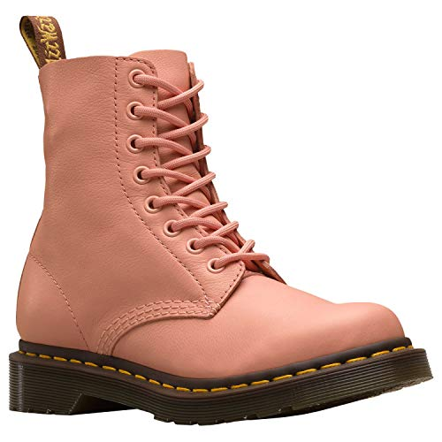 Dr. Martens Women's 1460 Pascal Virginia Salmon Pink 5 M UK