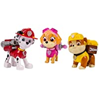3-Pack Paw Patrol Action Pack Pups Figure Set
