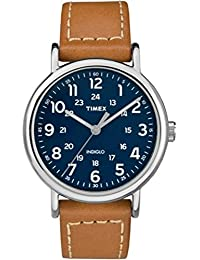 Men's Weekender 2-Piece 40mm Leather Strap |Tan| Casual Watch TW2R42500